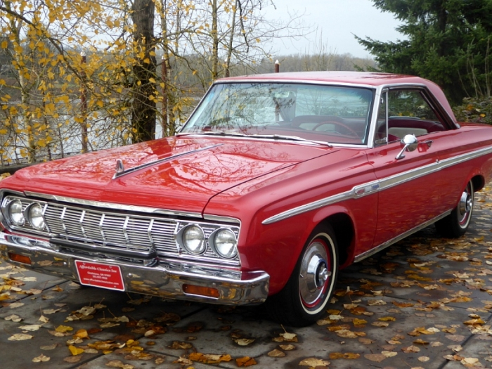 1964 Plymouth Sport Fury Restored