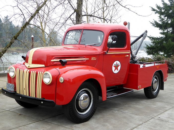 1946 Ford Tow Truck