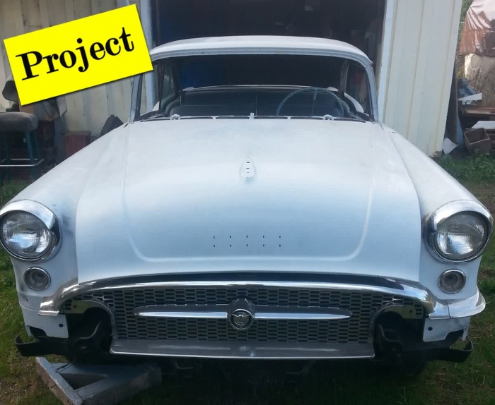 1955 Buick Special Riviera Project