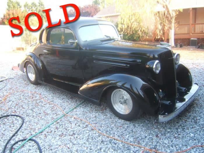 1936 Chevrolet Business Coupe All Steel <font color=red>*SOLD*</font color>
