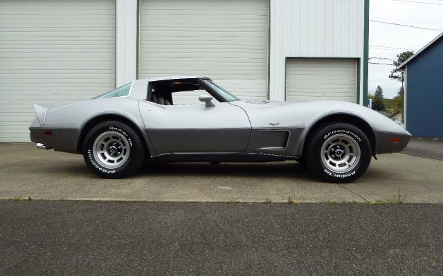 1978 Chevrolet Corvette Coupe Anniversary Edition