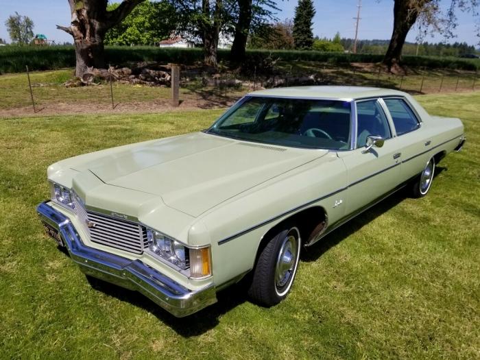 1974 Chevrolet Impala 4 Door