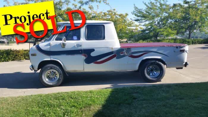 1972 Chevrolet Cal Custom Van / Truck