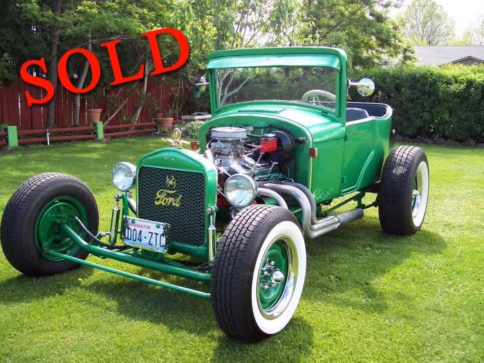 1923 Ford Street Rod <font color=red>*SOLD*</font color>