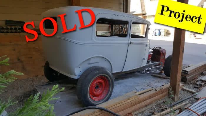 1931 Ford Model A 2 Door Sedan <font color=red>*SOLD*</font color>