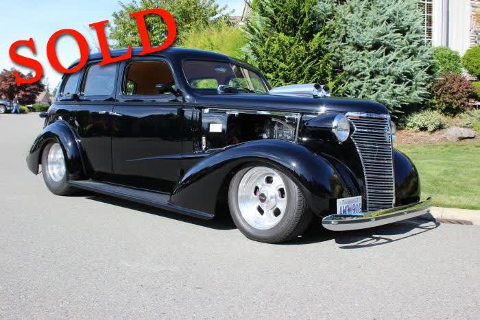 1938 Chevrolet ProStreet Sedan