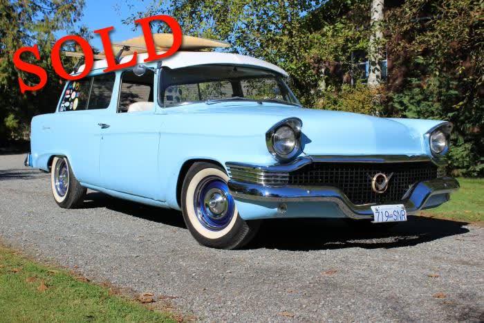 1958 Studebaker 2 Door Wagon