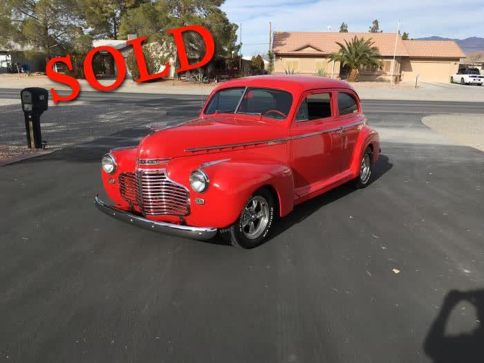 1941 Chevrolet Master Deluxe <font color=red>*SOLD*</font color>