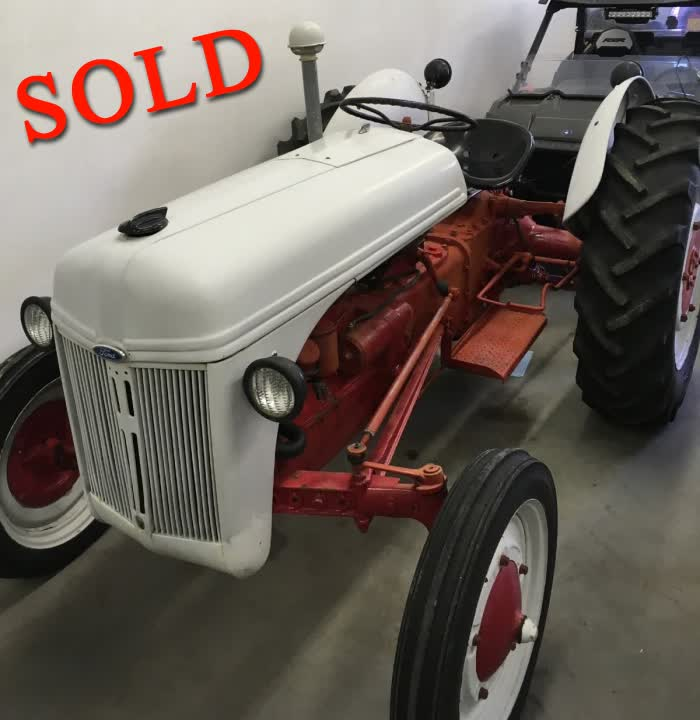 1939 Ford 9N Tractor <font color=red>*SOLD*</font color>
