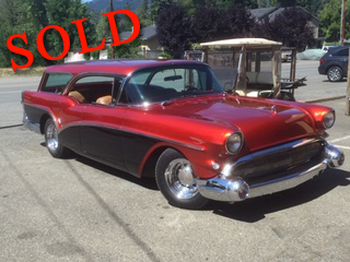 1957 Buick Caballero Estate Wagon <font color=red>*SOLD*</font color>