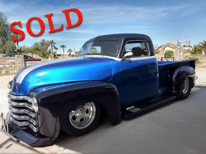 1948 Chevrolet 3 Window Pickup Pro-Street Ready <font color=red>*SOLD*</font color>