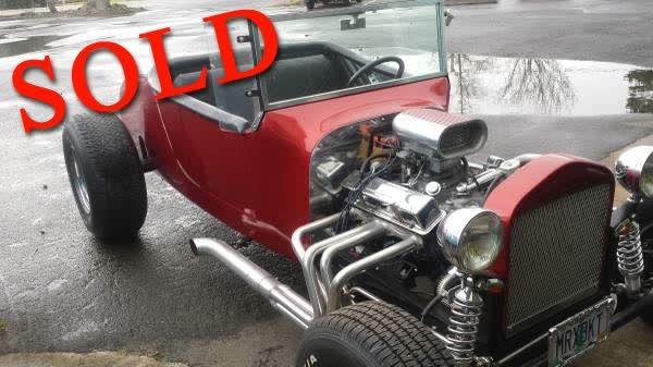 1923 Ford T-Bucket Roadster <font color=red>*SOLD*</font color>