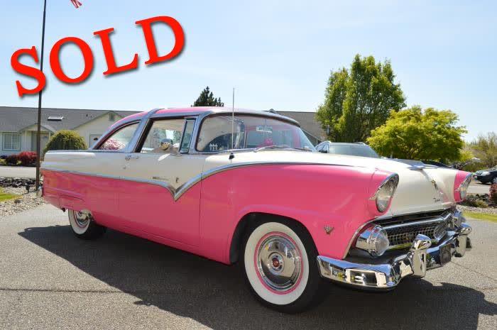 1955 Ford Crown Victoria <font color=red>*SOLD*</font color>