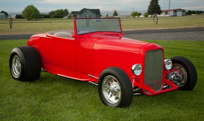1929 Ford HighBoy