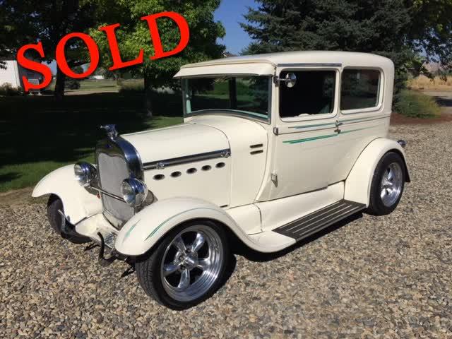 1929 Ford Model A <font color=red>*SOLD*</font color>