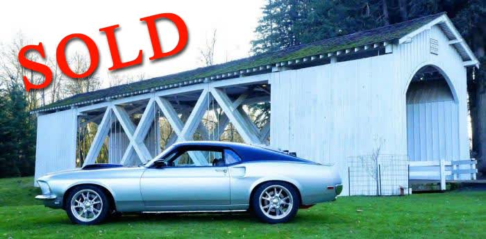 1969 Ford Mustang Fastback Resto-Mod <font color=red>*SOLD*</font color>