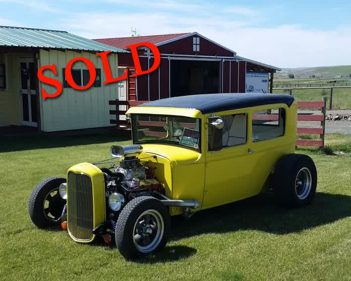 1930 Ford 2 Door Sedan <font color=red>*SOLD*</font color>