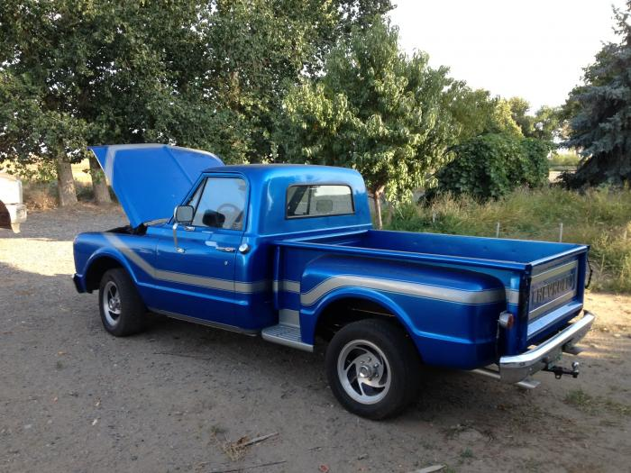 1967 Chevrolet Step-Side Pick-up