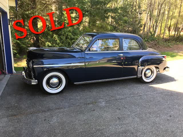 1949 Plymouth Special Deluxe 2-DR <font color=red>*SOLD*</font color>