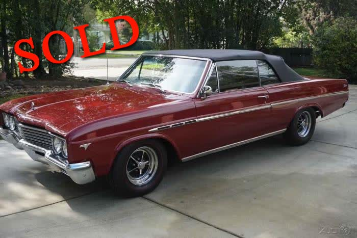 1965 Buick Skylark Convertible - Pro-Touring Car <font color=red>*SOLD*</font color>