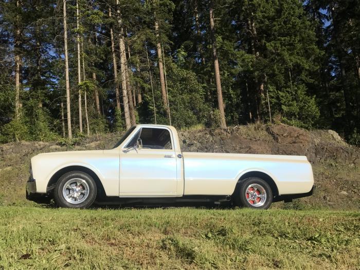 1967 Chevrolet C10 Long Bed
