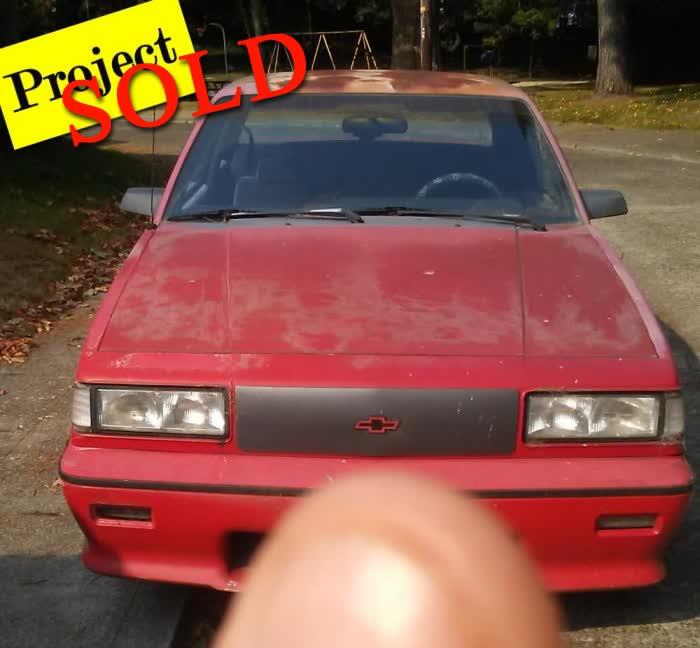 1988 Chevrolet Celebrity Eurosport VR <font color=red>*SOLD*</font color>