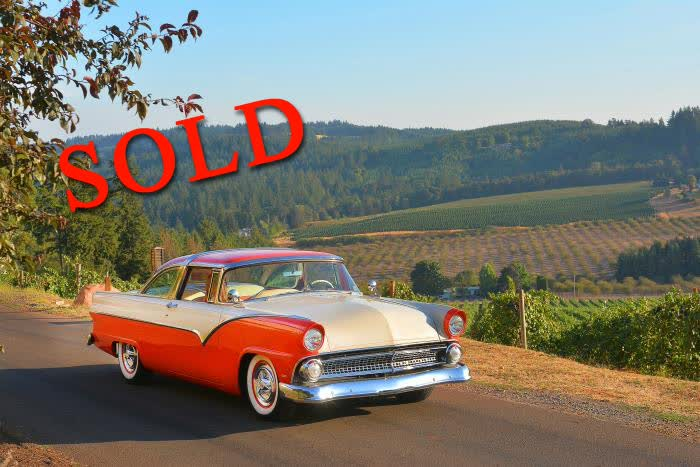 1955 Ford Crown Victoria Resto Mod <font color=red>*SOLD*</font color>