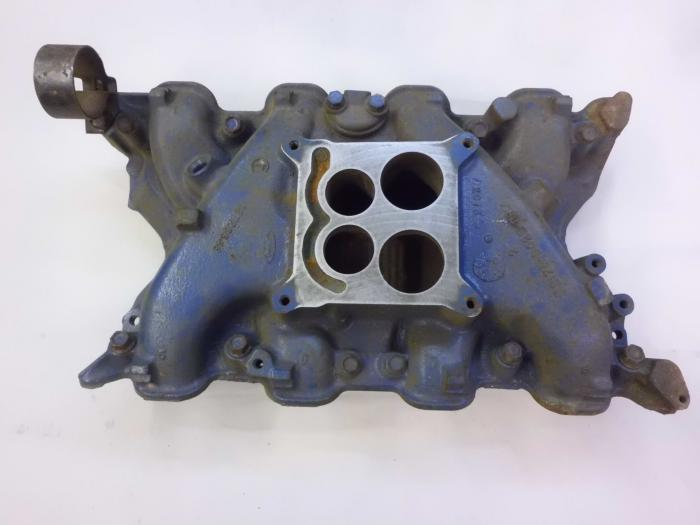 Used Parts - 1965 Lincoln 430ci Intake Manifold and Heads
