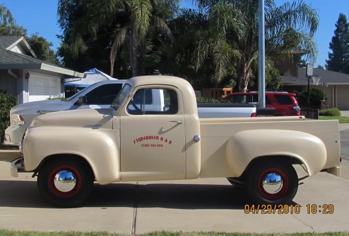 1949 Studebaker 2R5 1/2 Ton Shortbed
