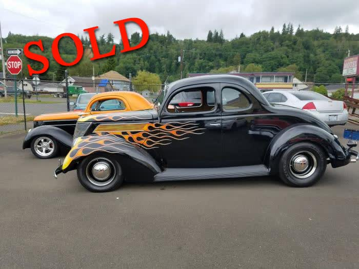 1937 Ford Coupe <font color=red>*SOLD*</font color>