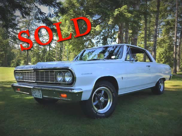 1964 Chevrolet Chevelle Malibu SS Restored Low Miles <font color=red>*SOLD*</font color>