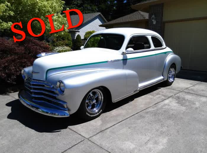 Classified Ads - Classic Cars For Sale - 1948 Chevrolet