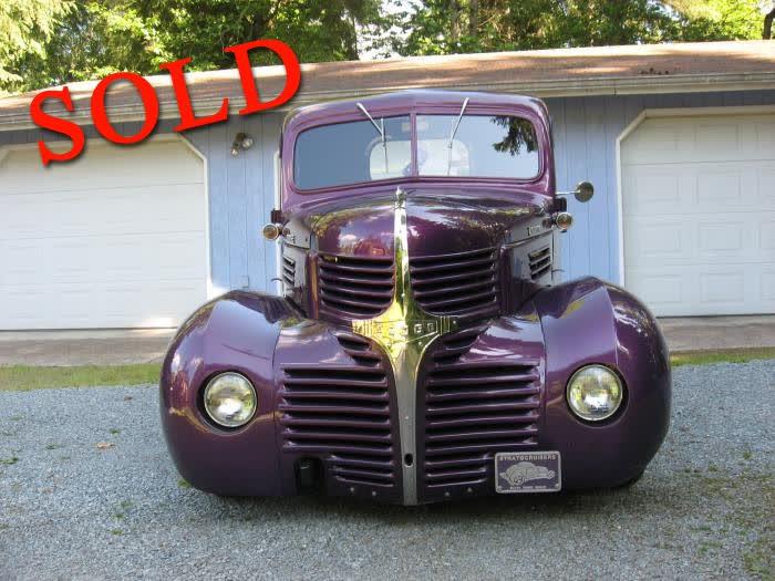 1947 Dodge Truck <font color=red>*SOLD*</font color>