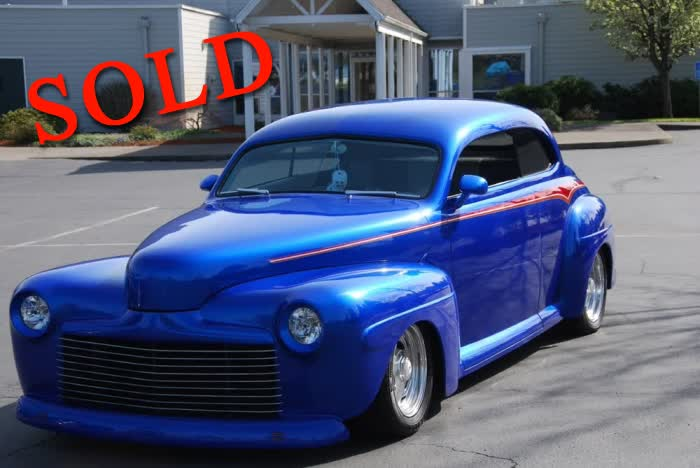 1947 Ford Club Coupe Custom Show Car <font color=red>*SOLD*</font color>
