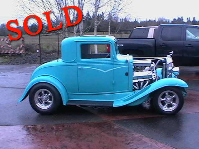 1932 Chevrolet 3 Window Coupe <font color=red>*SOLD*</font color>