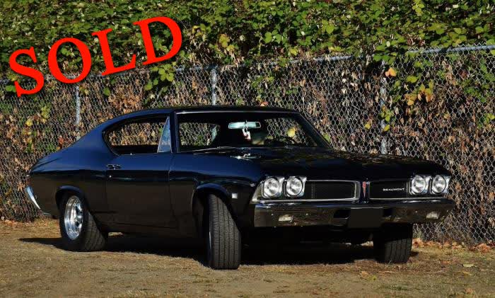 1968 Beaumont Deluxe 406 SBC <font color=red>*SOLD*</font color>