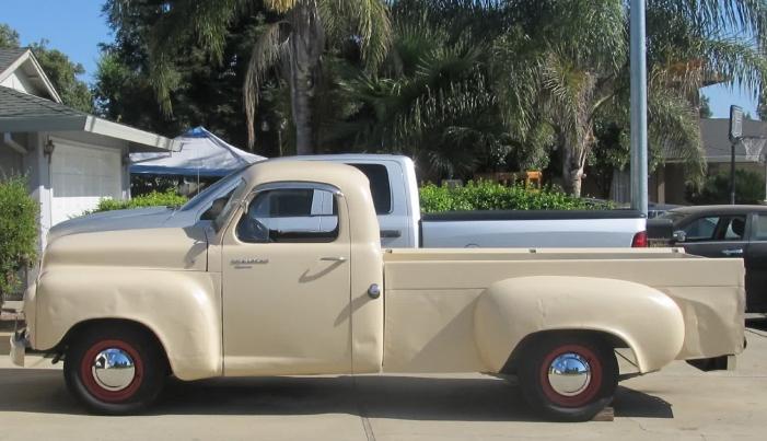 1956 Studebaker Transtar ½ ton Longbed