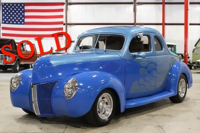 1940 Ford <font color=red>*SOLD*</font color>