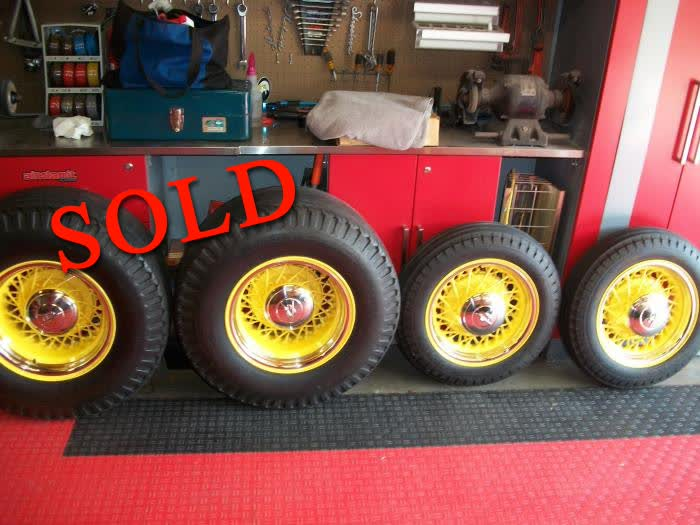 Wheels For Sale<font color=red>*SOLD*</font color>