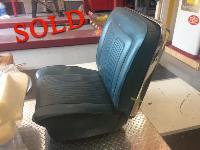 Used Parts - Grand Prix / Impala Bucket Seats