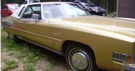 1974 Cadillac El Dorado