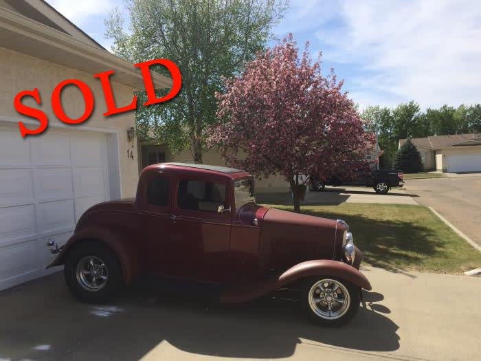 1932 Ford Coupe <font color=red>*SOLD*</font color>