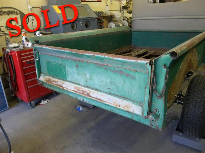 Used Part - 1946 Chevrolet Pickup Box