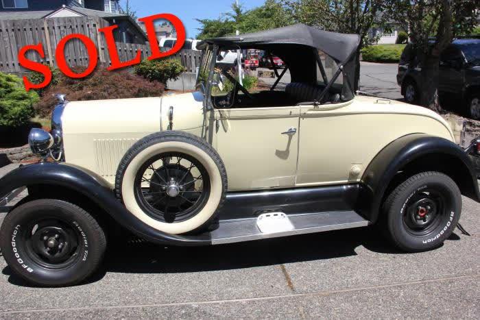 1929 Model A Shay (1980)