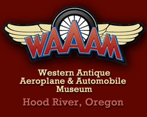 WAAAM - Western Antique Aeroplane and Automobile Museum