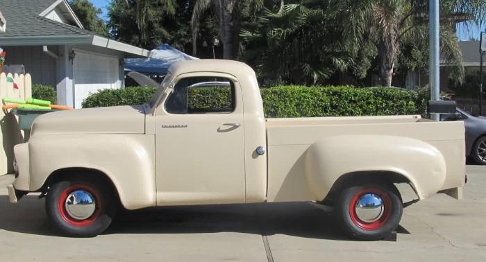1957 Studebaker Transtar 1/2 Ton Short Bed