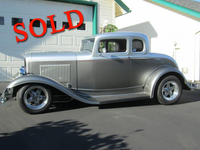 1932 Ford 5 Window Coupe <font color=red>*SOLD*</font color>