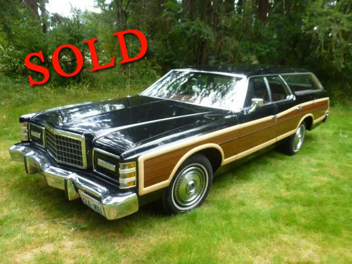 1978 Ford LTD Country Squire Station Wagon <font color=red>*SOLD*</font color>