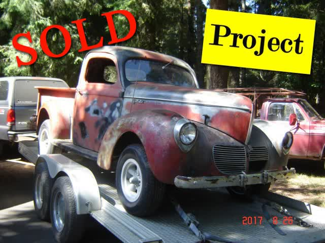 1940 Willys Truck