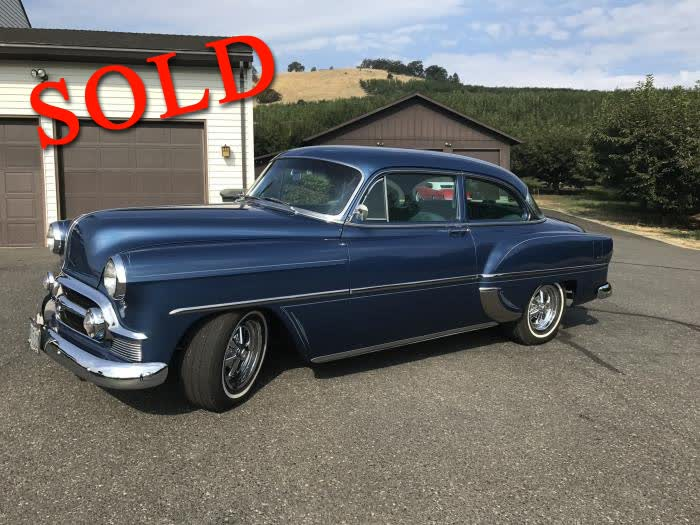 1953 Chevrolet Restomod <font color=red>*SOLD*</font color>